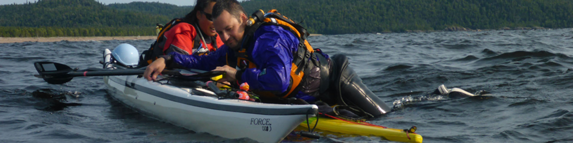 British Canoe Union 3-star & Paddle Canada Level 2 by Naturally Superior Adventures - Image 88