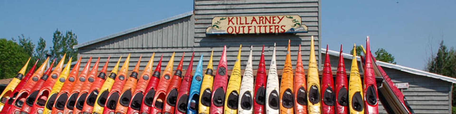 Expedition Sea Kayak Rental by Killarney Outfitters - Image 139