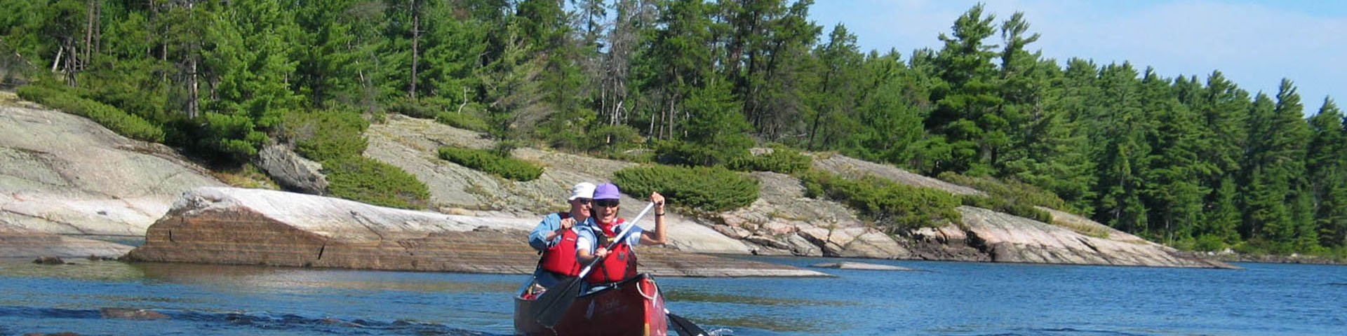 French River Canoe Trip for Families by Black Feather - Image 157