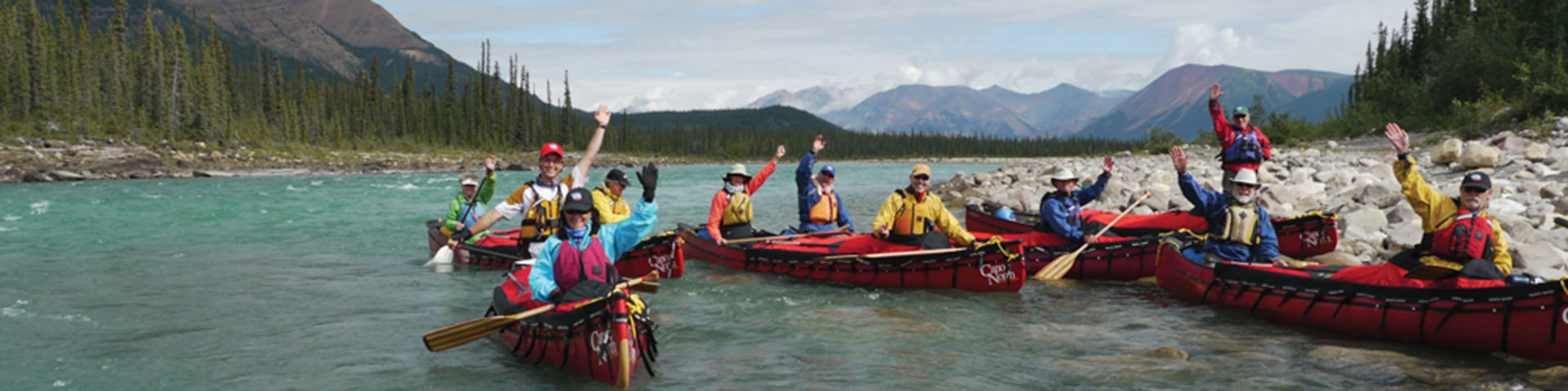 Keele River, Northwest Teritories by Canoe North Adventures - Image 218