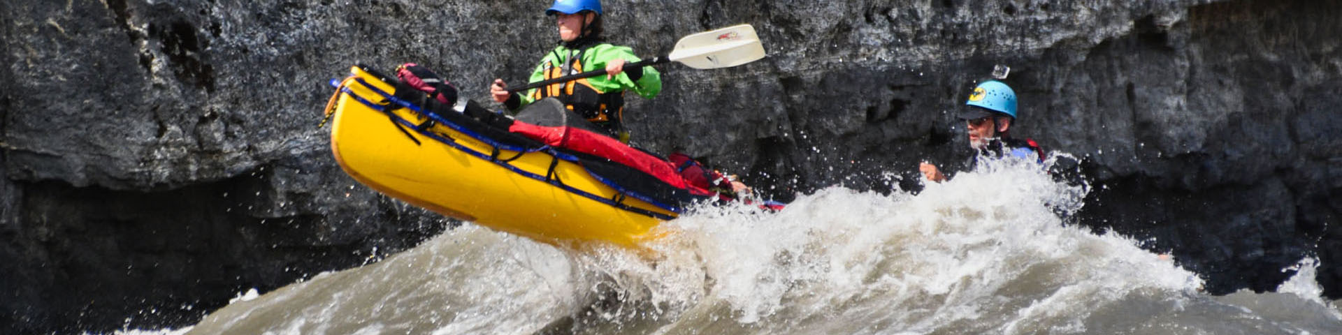 Nahanni River 3 Week Whitewater Canoe Trip by Black Feather - Image 266