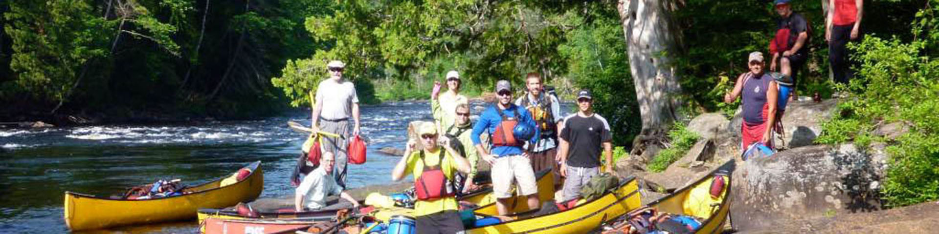 Noire River 7 Day Canoe Trip by Black Feather - Image 276