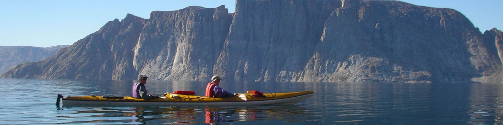 Pond Inlet Sea Kayaking Trip by Black Feather - Image 307