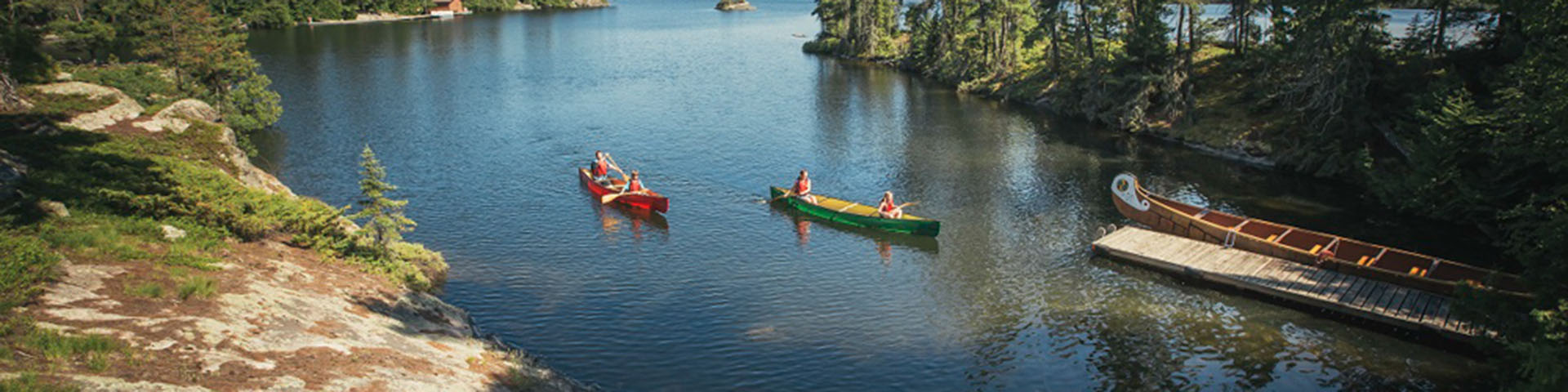 Quetico Eco-Lodge by Voyageur Wilderness Programme - Image 310
