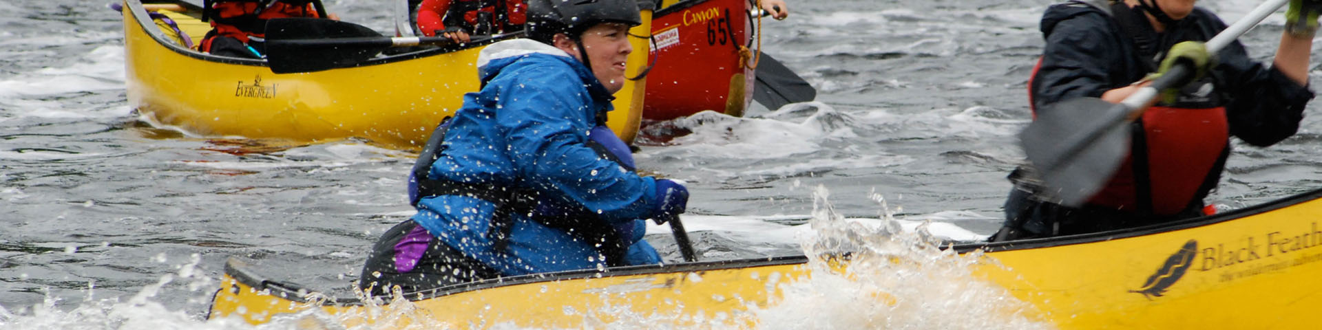 Whitewater Canoeing Clinic by Black Feather - Image 384