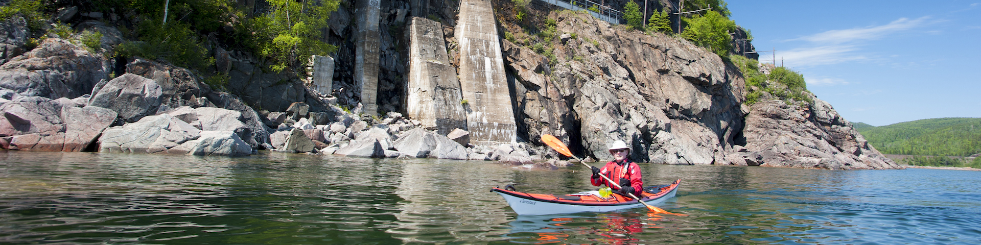 Lake Superior - Sea Kayak Rossport to Pukaskwa by Naturally Superior Adventures - Image 233