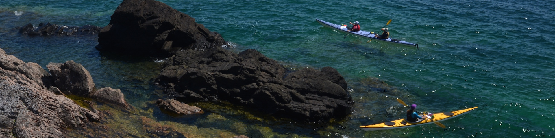 Sea Kayak the Slate Islands by Naturally Superior Adventures - Image 323