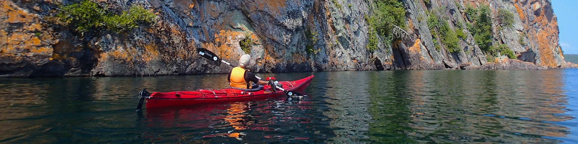 Sea Kayak the Spirit of Lake Superior Park by Naturally Superior Adventures - Image 325