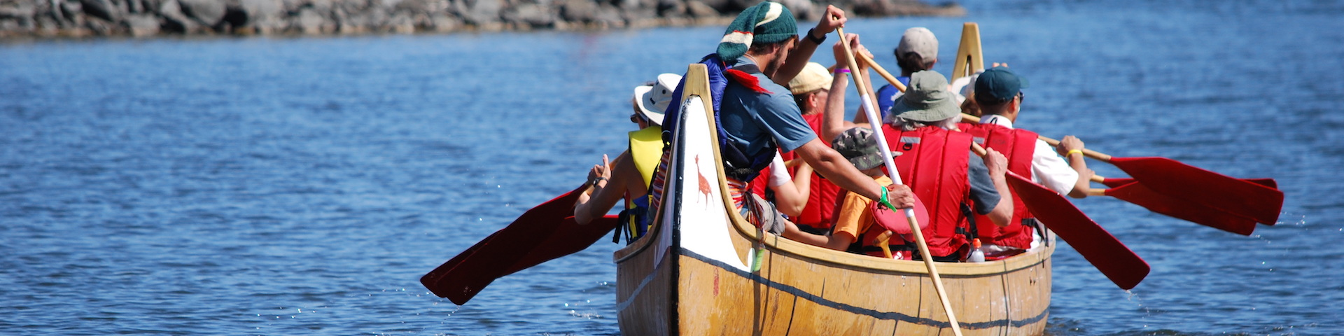 Voyageur Canoe Trips on Lake Superior by Naturally Superior Adventures - Image 240