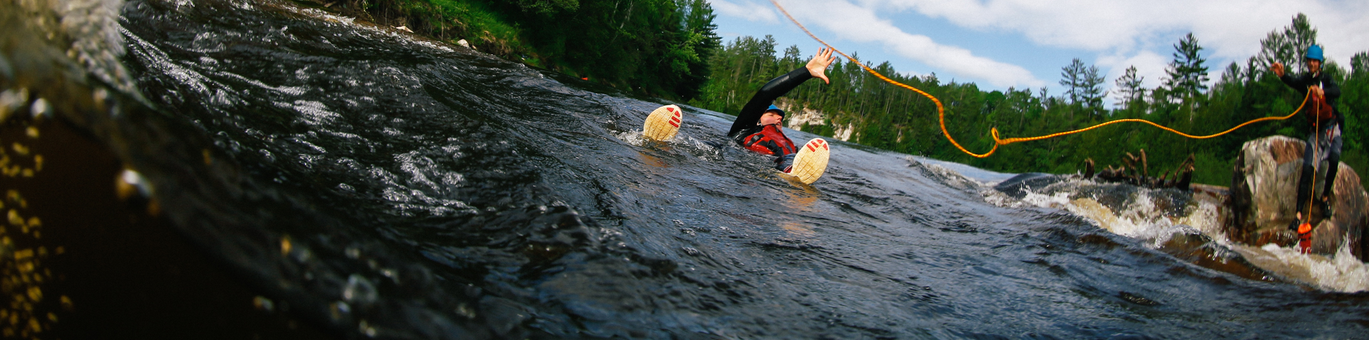 Whitewater Rescue Levels I & II - Two Day Course by Boreal River Rescue - Image 364