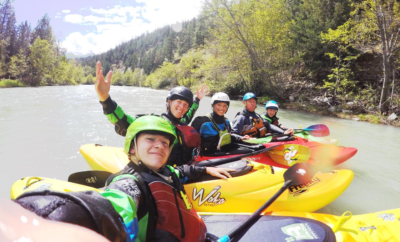 Whitewater Riders Teen Kayak Camp by Madawaska Kanu Centre - Image 207