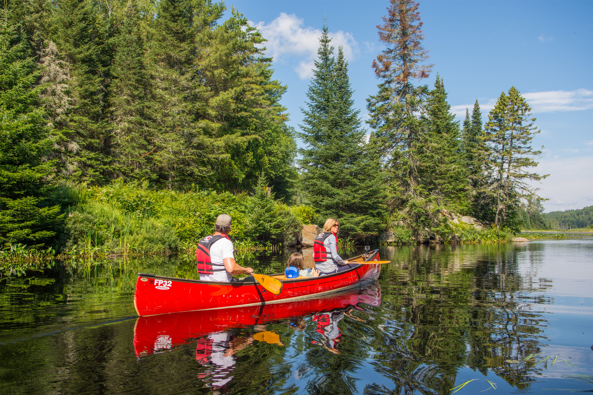 Guided Costello Creek Day Trip by Algonquin Outfitters - Image 179