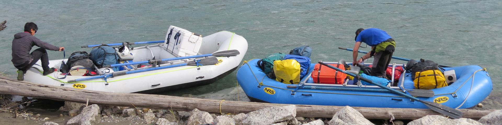 KOOTENAY RIVER RAFT SUPPORTED KAYAK TRIP by Aquabatics - Image 408