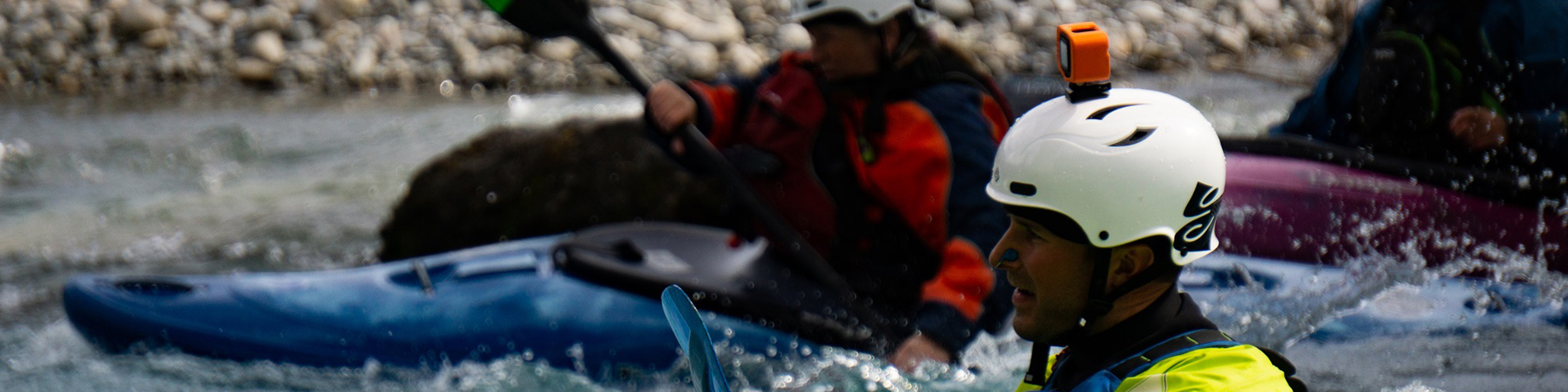 FIVE DAY WHITEWATER KAYAKING COURSE by Aquabatics - Image 409